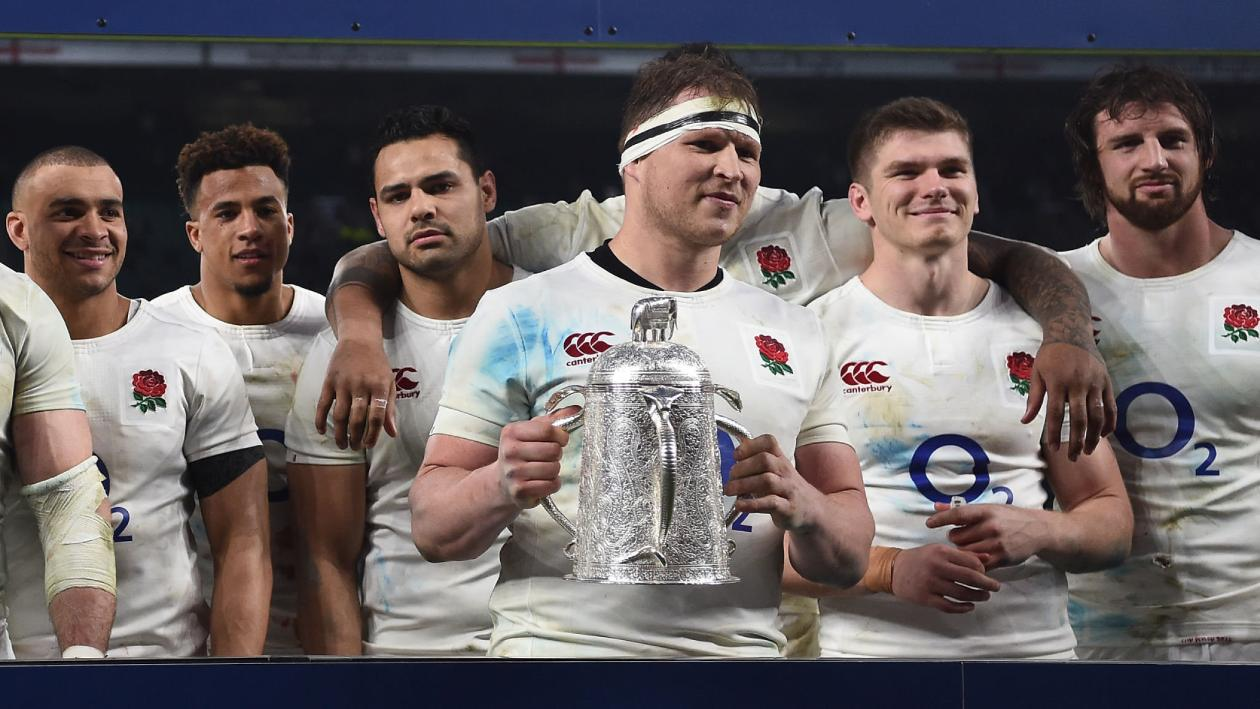Six nations 2017 results reports table sporting life - Rugby 6 nations results table ...