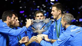 Argentina: Davis Cup holders