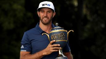 Dustin Johnson: Won in Mexico