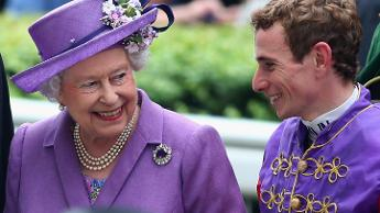 The Queen with Ryan Moore