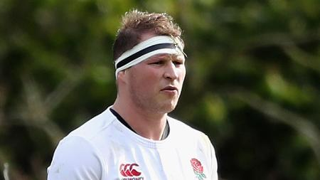 Dylan Hartley: England captain