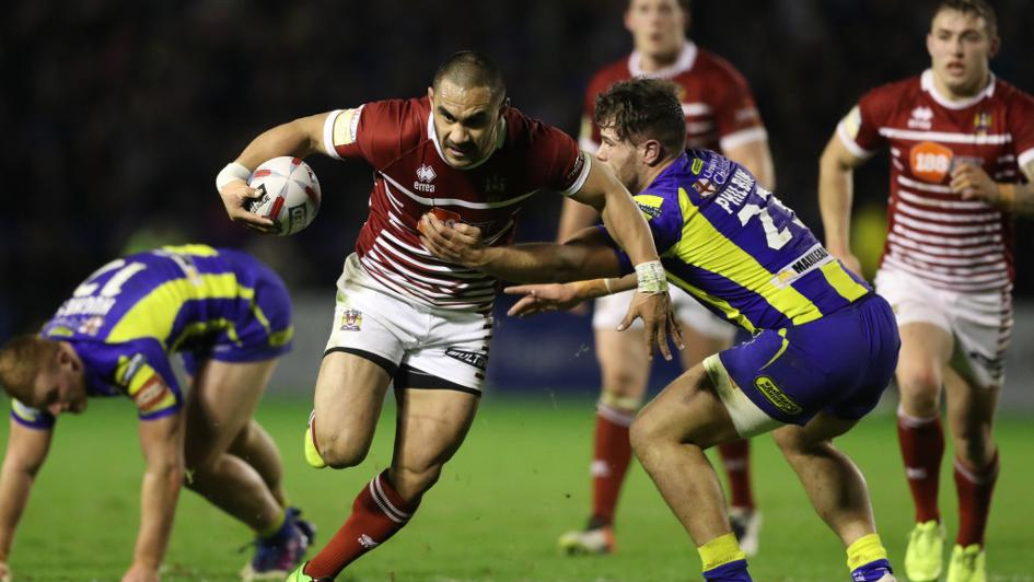 Wigan coach Shaun Wane pays tribute to Dan Sarginson after Wakefield win