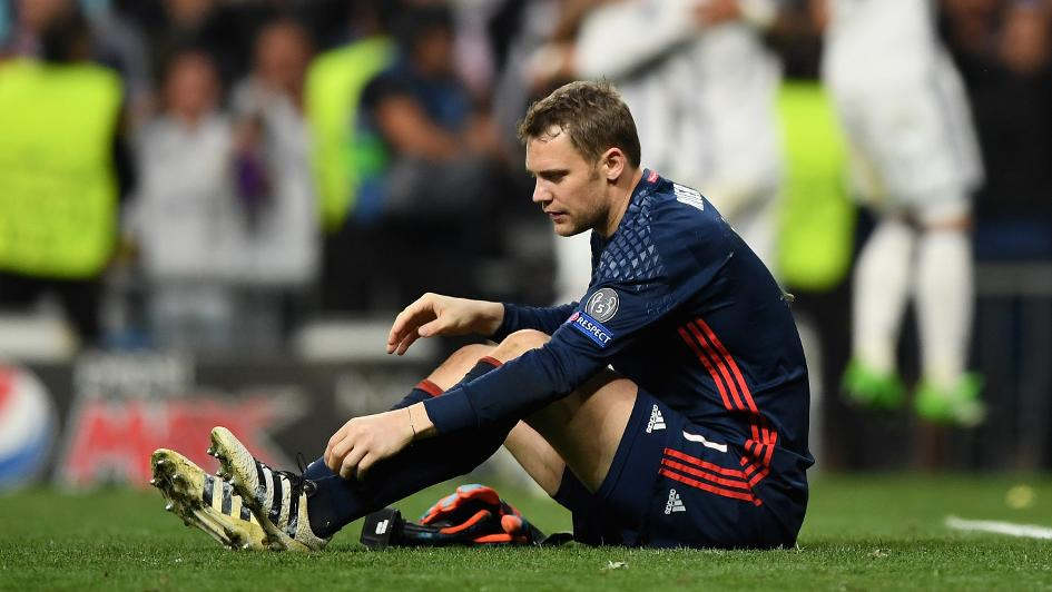 bf0905dcc21 Germany World Cup suqad  Manuel Neuer a huge doubt for Russia ...